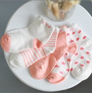 10PCS =5 Pairs Pack new Summer Baby Socks Fashion Mesh Children Kids Socks ZS-PT3RE9+2