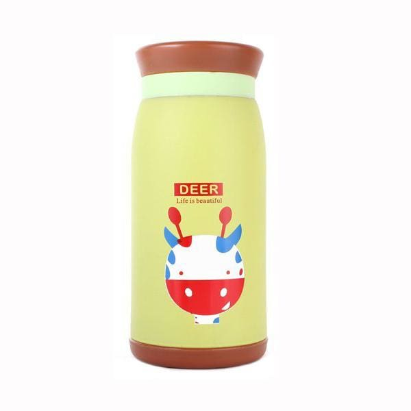 2016 New Arrival Cartoon Thermos Cup Bottle Stainless Steel Thermocup Vacuum Thermal Mug 260ml/350ml - MBMCITY