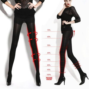2016 Spring Women Sexy Black Leggings Make Leg Thinner Skinny Compression Legging New Arrival.