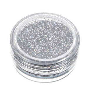 2017 New Brand 1Box Fashion Sparkly Makeup Glitter Loose Powder Silver Eye Pigment Makup Glitter.