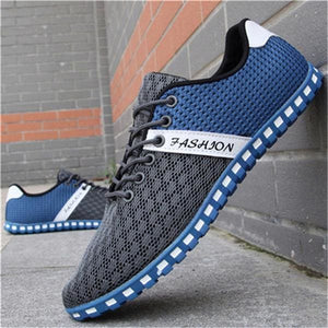 2017 new mens casual shoes mesh shoes for men shoes sport Breathable fashion summer Flats outdoor