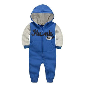 2017 spring Baby rompers Newborn Cotton tracksuit Clothing Baby Long Sleeve hoodies Infant Boys