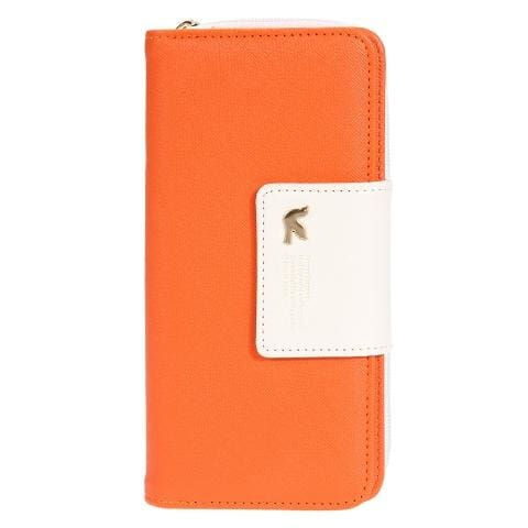 2017 Wallets Women Long Zipper Leather Wallet Purses Carteira Credit Card Holder Coin Purse Ladies B01