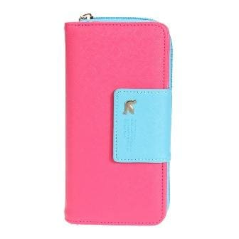 2017 Wallets Women Long Zipper Leather Wallet Purses Carteira Credit Card Holder Coin Purse Ladies A04