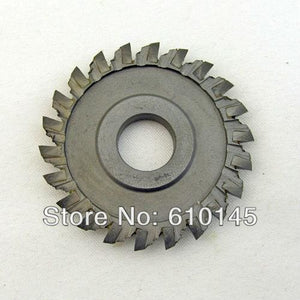 60*16*6mm coarse tooth key cutting blade with tungsten steel 22T cutter