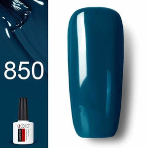 #86102 GDCOCO 2019 New Arrival Primer Gel Varnish Soak Off UV LED Gel Nail Polish Base Coat No Wipe Top Color Gel Polish 841