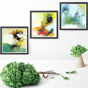 Art Print Abstract Artistic Conception Canvas Painting Poster Print Wall Art Picture Home Decor No