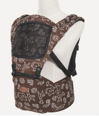 Baby Carrier 4-6 Months Front Carry Portabebes Manduca Cotton&Polyester New Baby Infant Newborn - MBMCITY