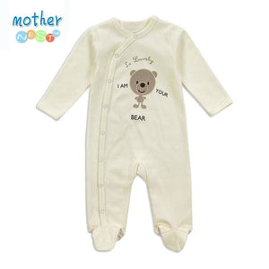 Baby Clothing 2016 New Baby Girl Newborn Clothes Romper Long Sleeve Jumpsuits Infant Product Baby 83131 / 3M