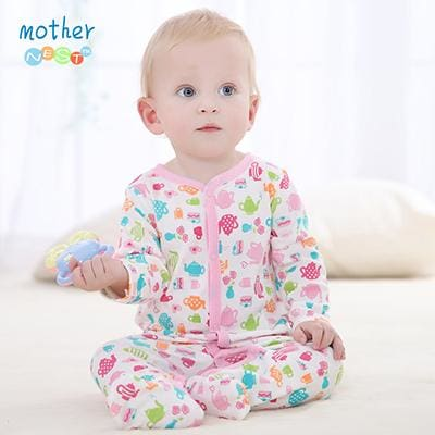 Baby Clothing 2016 New Baby Girl Newborn Clothes Romper Long Sleeve Jumpsuits Infant Product Baby 83135 / 3M