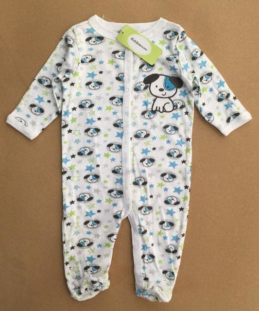 Baby Clothing 2017 New Newborn Baby Boy Girl Romper Clothes Long Sleeve Infant Product - MBMCITY