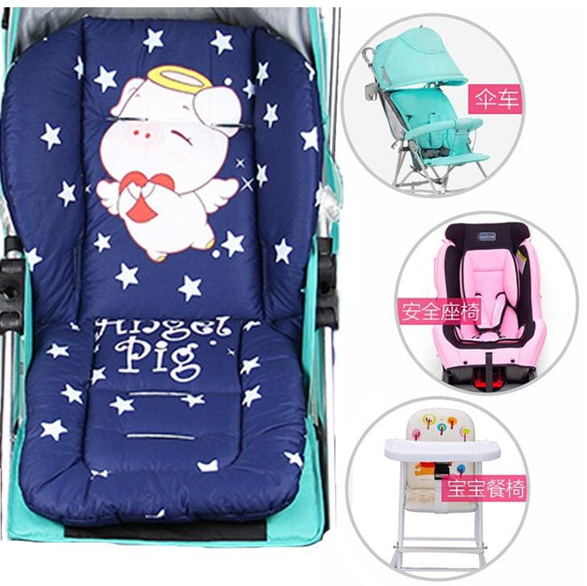 Baby Dining Chair Cushion Infant Multifunctional Mats Baby Cart Pads Feeding Booster Chair Cushion - MBMCITY