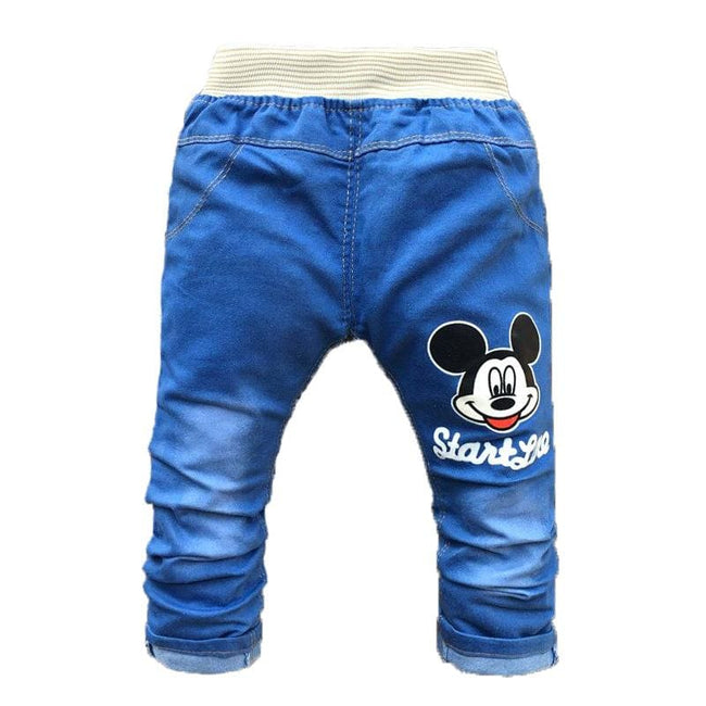 Baby Pants Summer Baby Boy Clothes Cartoon Kids Clothing Infant Girls Trousers Fashion Spring Baby - MBMCITY