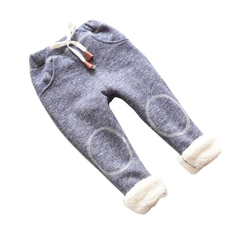 f8cf484fefdc BibiCola autumn baby girls winter leggings children plus thick ...