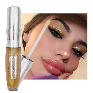 Brand Big Lips Transparent Makeup Long Lasting Waterproof Moisturizer Sexy 3D Lip Plumper Extreme