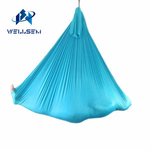 Customized Length -- Aerial Flying Yoga Hammock Fabric Swing Trapeze Anti-Gravity Inversion Aerial