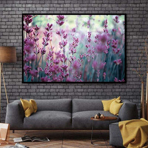 Decoration Pictures morden print No Frame Wall art Flower canvas painting home deor Wall Pictures - MBMCITY
