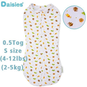 diapers Swaddleme summer organic cotton infant parisarc newborn thin baby wrap envelope swaddling - MBMCITY