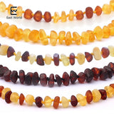 East World 16 Colors Amber Teething Bracelet/necklace For Baby Adult Lab Tested Authentic 8 Sizes