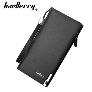 Fashion Clutch Male Wallet Men Baellerry Wallets Wristlet Men Clutch Bags Coin Purse Men's Wallet.