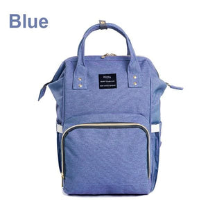 Fashion Mummy Maternity Nappy Bag Brand Large Capacity Baby Bag Travel Backpack Desiger Nursing Bag