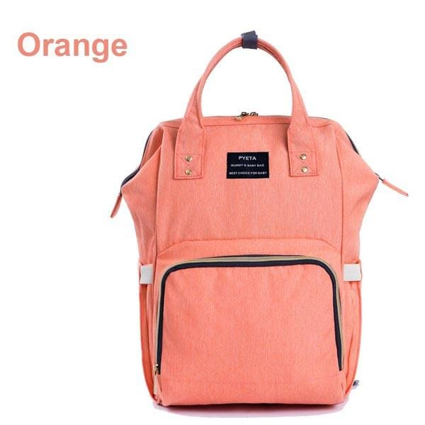 Fashion Mummy Maternity Nappy Bag Brand Large Capacity Baby Bag Travel Backpack Desiger Nursing Bag - MBMCITY