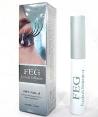 FEG eyelash enhancer Hologram Version fast grow eyelash serum eyelash liquid - MBMCITY