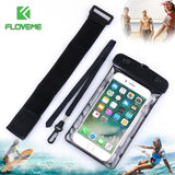 Floveme Universal Ipx8 Waterproof Case For Iphone X 8 Plus Swimming Phone Case For Samsung Galaxy S8