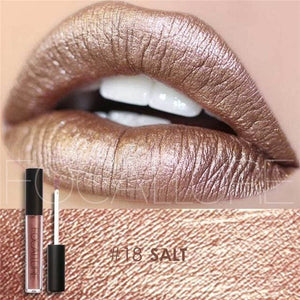 FOCALLURE Waterproof Matte Liquid Lipstick Moisturizer Smooth Lip Stick Long Lasting Lip Gloss
