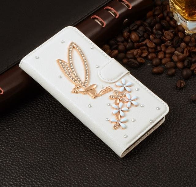 For Xiaomi Mi Max Case Luxury 3D Rhinestone Hand-Made Cover For Xiaomi Mi Max Leather Phone Cases B4