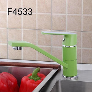 FRAP Modern Kitchen Sink Faucet Mixer Cold and Hot Kitchen Tap Single Hole Water Tap torneira - MBMCITY