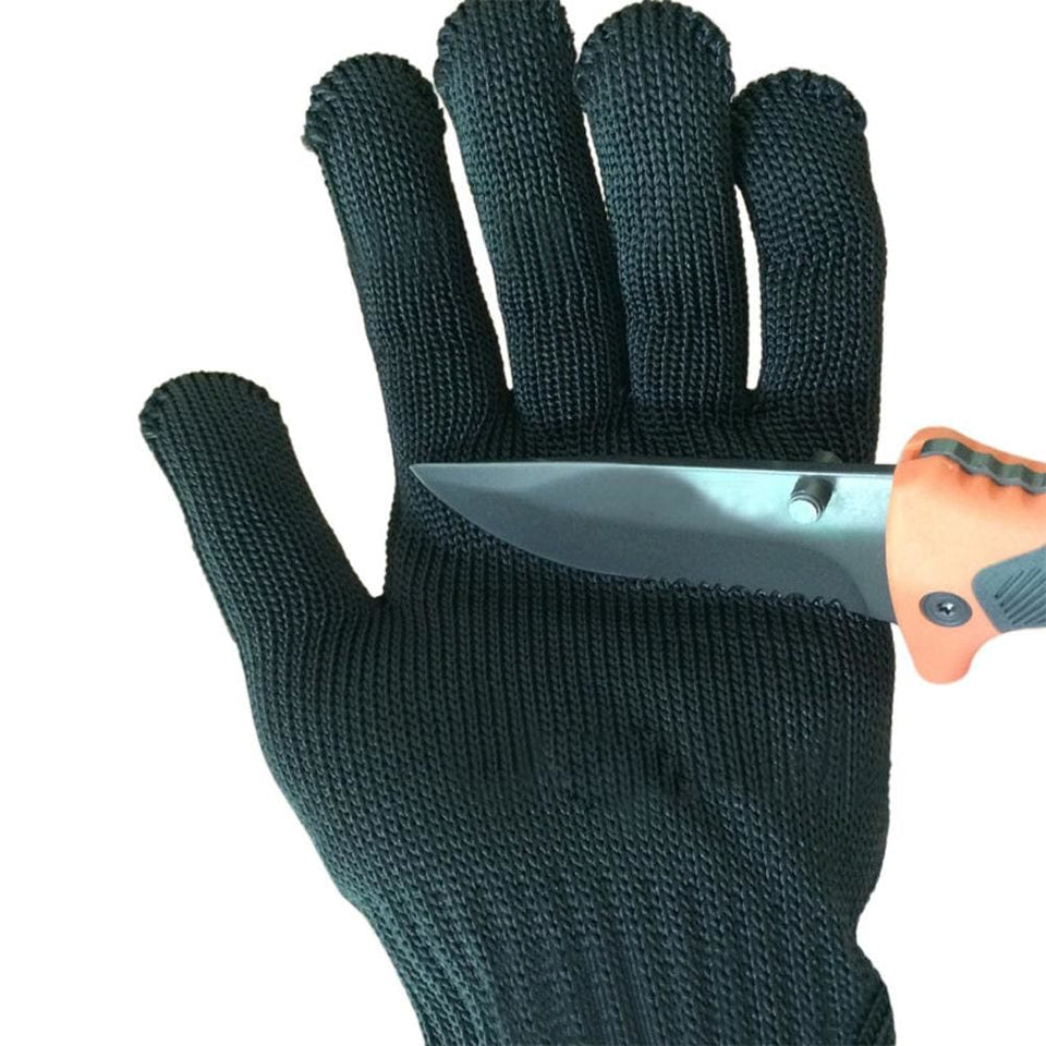 Gloves Proof Protect Stainless Steel Wire Safety Gloves Cut Metal Mesh Butcher Anti-cutting