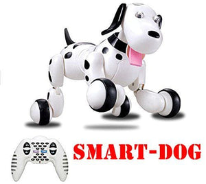 Happycow 2.4G Wireless Rc Dog Remote Control Smart Dog Electronic Pet Educational Childrens Toy
