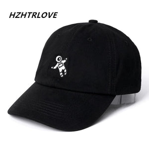 High Quality Brand Cosmonaut Snapback Cap Cotton Baseball Cap For Men Women Hip Hop Dad Hat Bone - MBMCITY