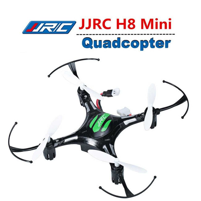 Hot JJRC H8 RC Drone Headless Mode Mini Drones 6 Axis Gyro Quadrocopter 2.4GHz 4CH Dron One Key - MBMCITY