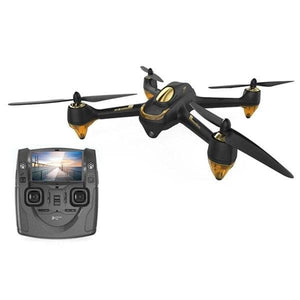 Hubsan H501S X4 5.8G Fpv Brushless Motor With 1080P Hd Camera Built-In Gps 2.4G 4Ch 6 Axle Gyro Professinoal Black / China