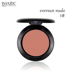 IMAGIC Makeup Cheek Blush Powder 8 Color blusher different color Powder pressed Foundation Face 4