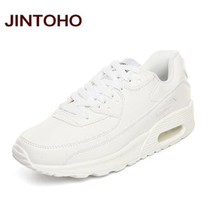 JINTOHO Valentine Women Sneakers Ladies Sport White Shoes Running Shoes For Men Outdoor Men Sneakers