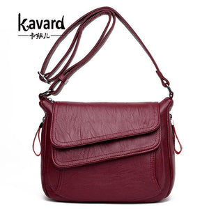 Kavard Women Leather Handbags Summer Style Women Bag sac a main femme Luxury Handbags Women Bags - MBMCITY