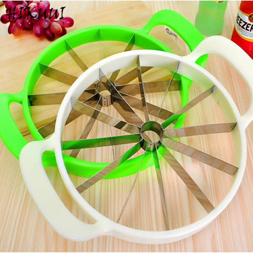 Kitchen Practical Tools Creative Watermelon Slicer Melon Cutter Knife 410 stainless steel Fruit