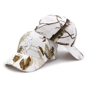KOEP Browning Camo Baseball Cap Fishing Caps Men Outdoor Hunting Camouflage Jungle Hat Airsoft CAMBLN-RT4 / One Size Fits All