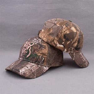 KOEP Browning Camo Baseball Cap Fishing Caps Men Outdoor Hunting Camouflage Jungle Hat Airsoft CAMBLN-RT1 / One Size Fits All
