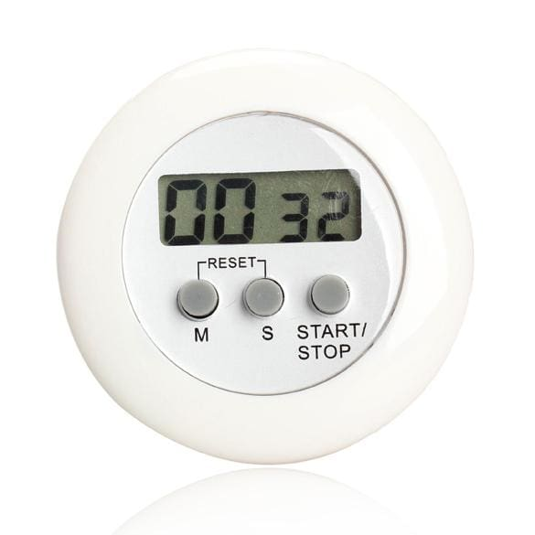 Lcd Digital Kitchen Countdown Magnetic Timer Back Stand Cooking Timer Count Up Alarm Clock Kitchen 1