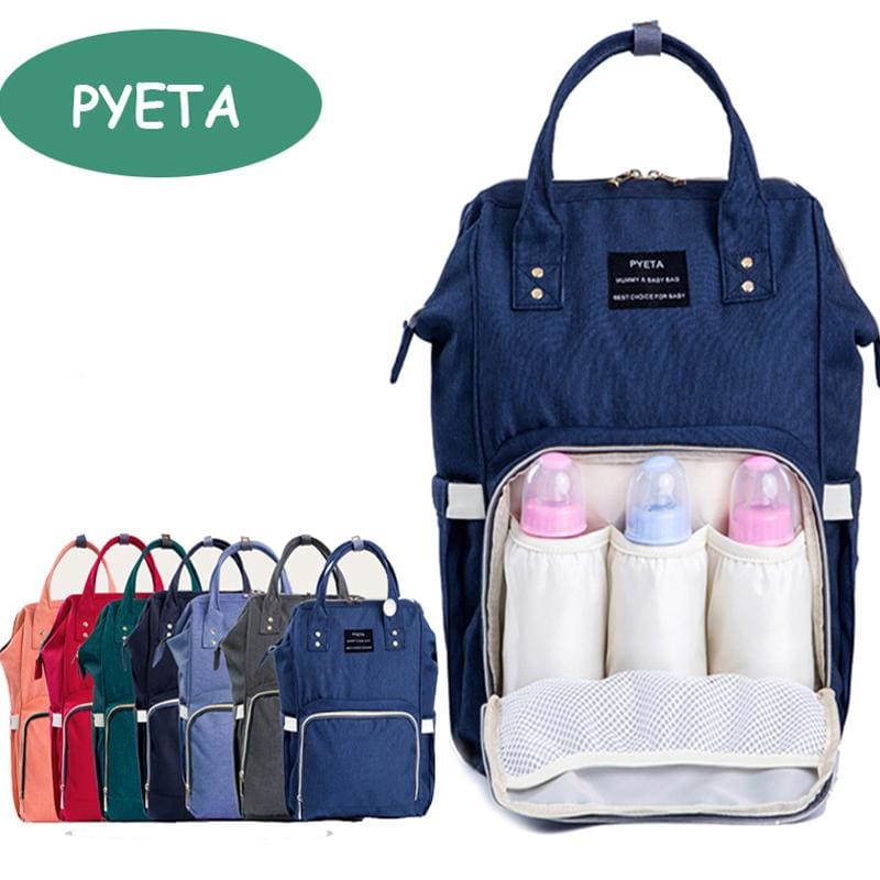 Maternity Nappy Bag Brand Large Capacity Baby Bag Travel Backpack Desiger Nursing Bag for Baby Care - MBMCITY