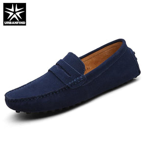 Men Casual Shoes 2017 Fashion Men Shoes Leather Men Loafers Moccasins Slip On Men's Flats Loafers
