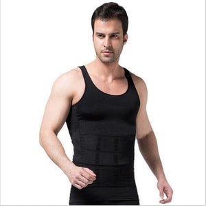 Men Neoprene Hot Shaper Body Men Slimming Belt Weight Loss Male Corset Waist Trainer  Corsets Faja - MBMCITY