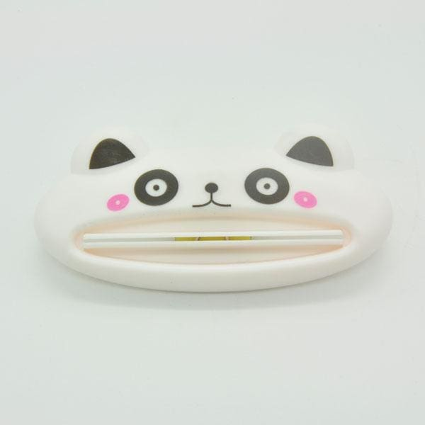 Multifunctional Toothpaste Clip Squeezer Creative Cute Cartoon Animal Design.