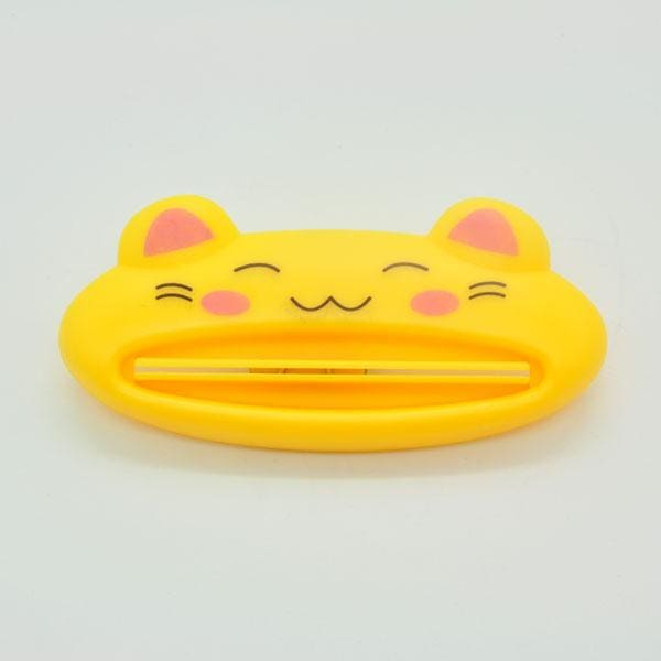 Multifunctional Toothpaste Clip Squeezer Creative Cute Cartoon Animal Design - MBMCITY