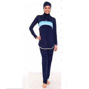 Muslim swimsuit lady swimsuit beach swimsuit - MBMCITY