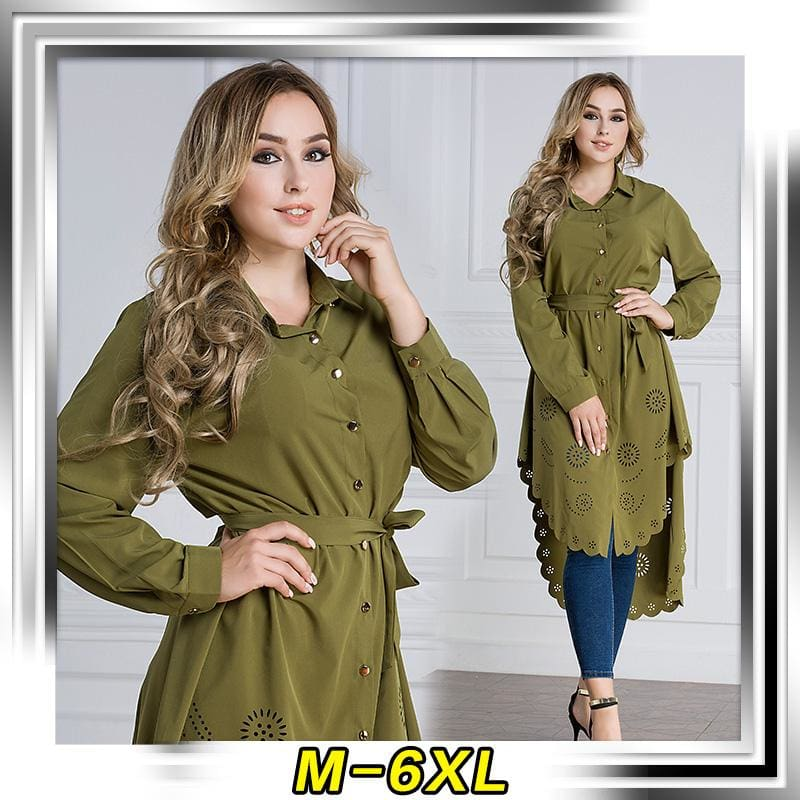 811c8a1d8f6d Muslim Womens Top Shirt Dress Abaya Hollow Out Middle East Robe Moroccan  Jubah Ramadan – MBMCITY